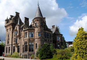 university of edinburgh campus