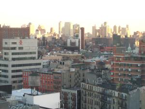 Chinatown area, New York City, NY. December 2009.